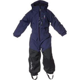 Isbjörn Kids Penguin Snowsuit Navy